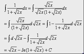dx/x^2x/2-9