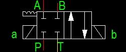 电磁阀符号含义图片
