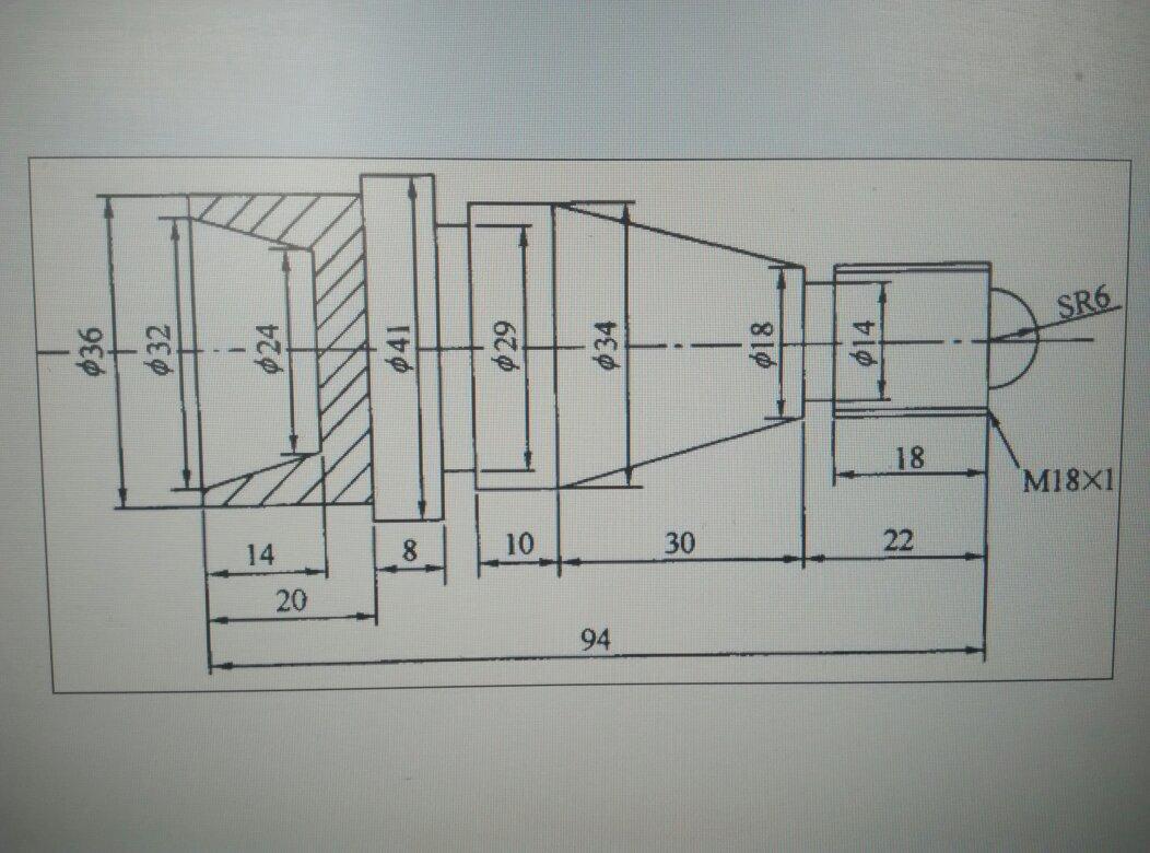 求这个数控车床怎么编程.图片