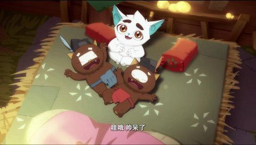 京剧猫中白糖终极进化
