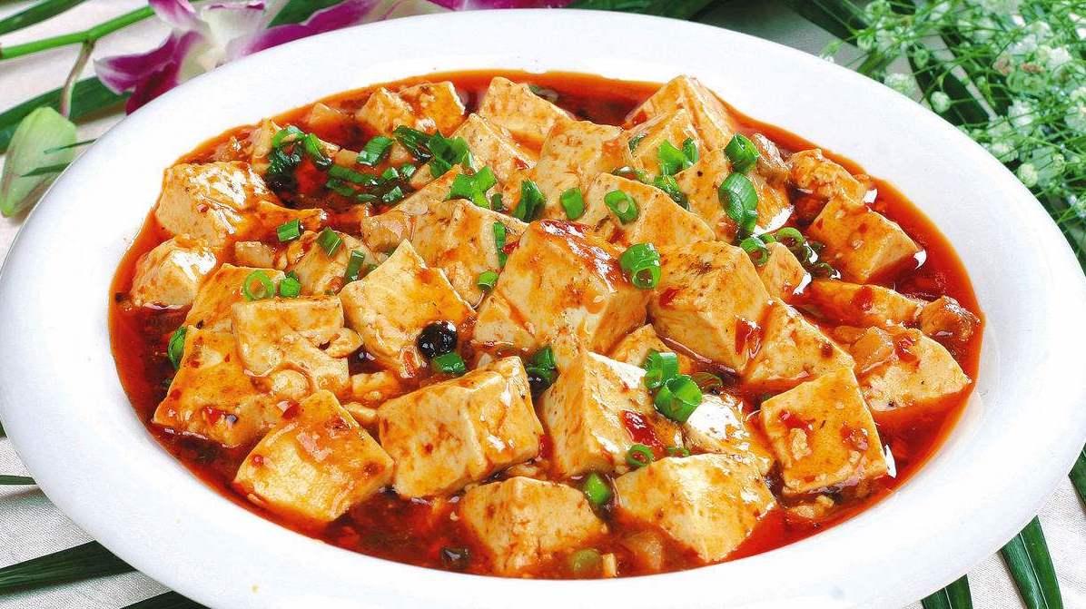麻婆中晚的家常豆腐有哪些?营养餐早青春期食谱大全做法图片