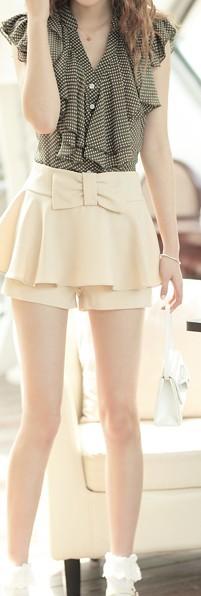 脚短的女士穿衣服