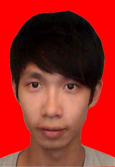 ps怎样把人物照片制作成一寸红底证件照图片
