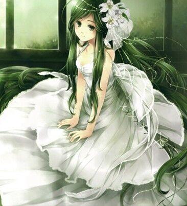 动漫青春美少女图片,最好穿公主裙的