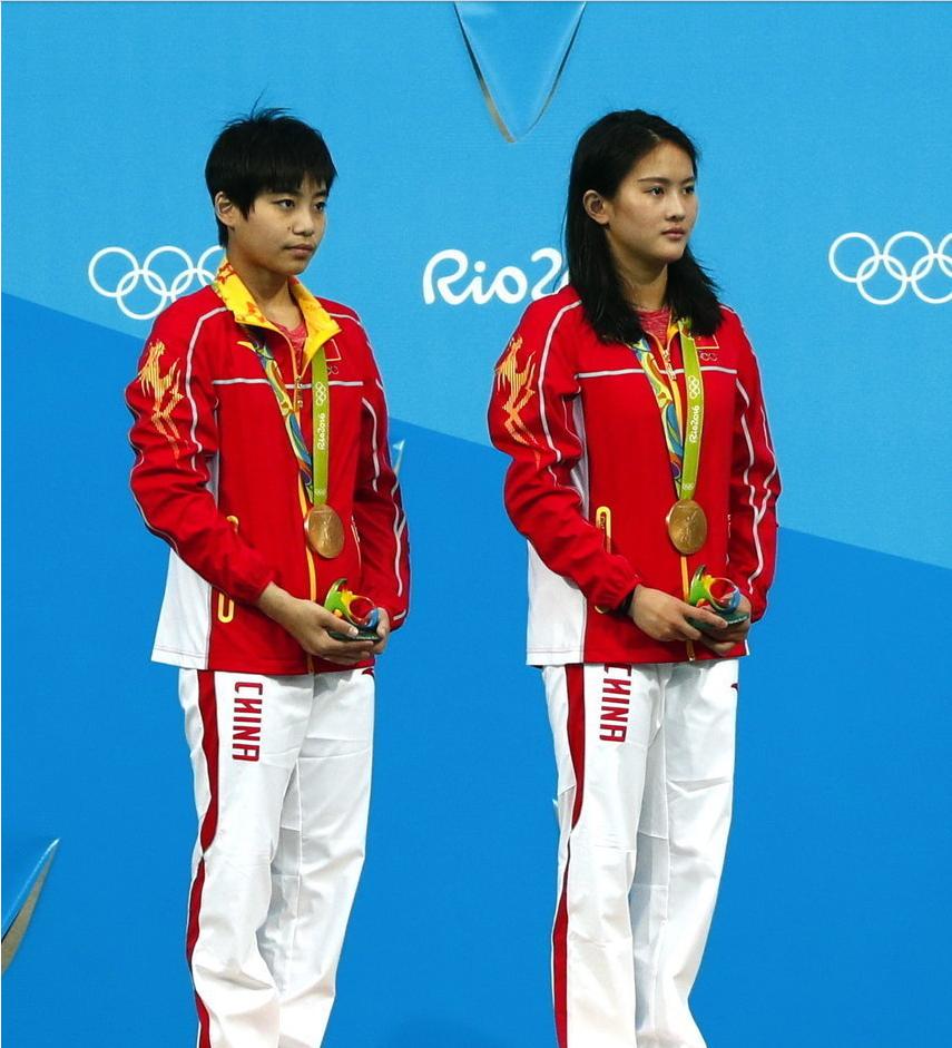 里约奥运会中国金牌得主分别是图片