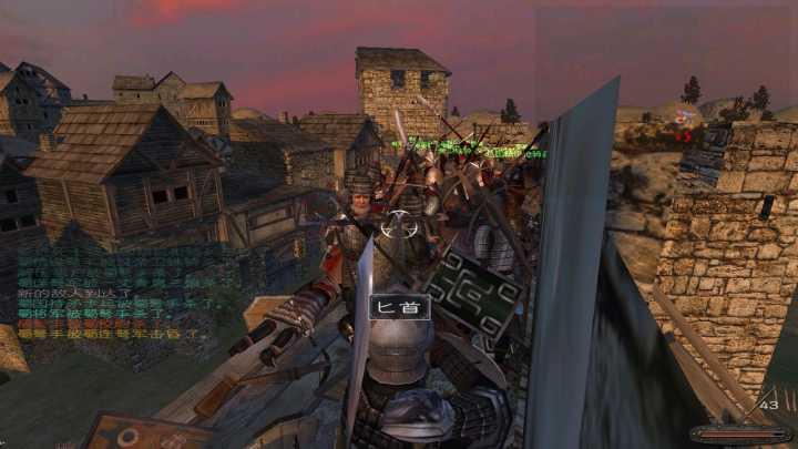 《围城大作战》和《骑马与砍杀》哪个好玩?