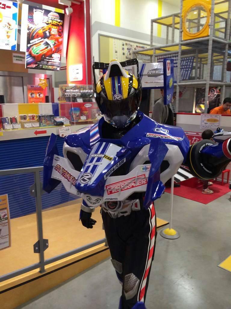 现在假面骑士drive腰带模拟器更新到方程式那里了吗?图片