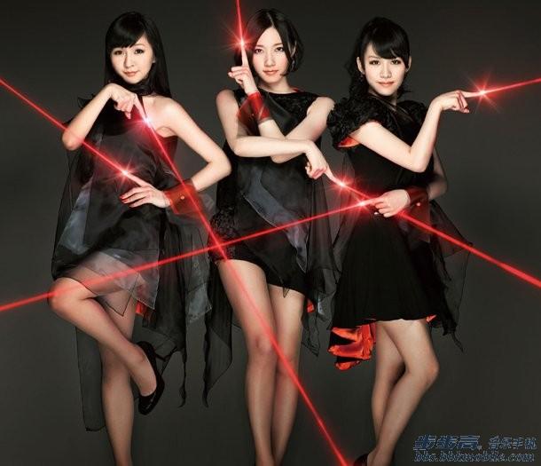 有一个日本女子三人电音组合