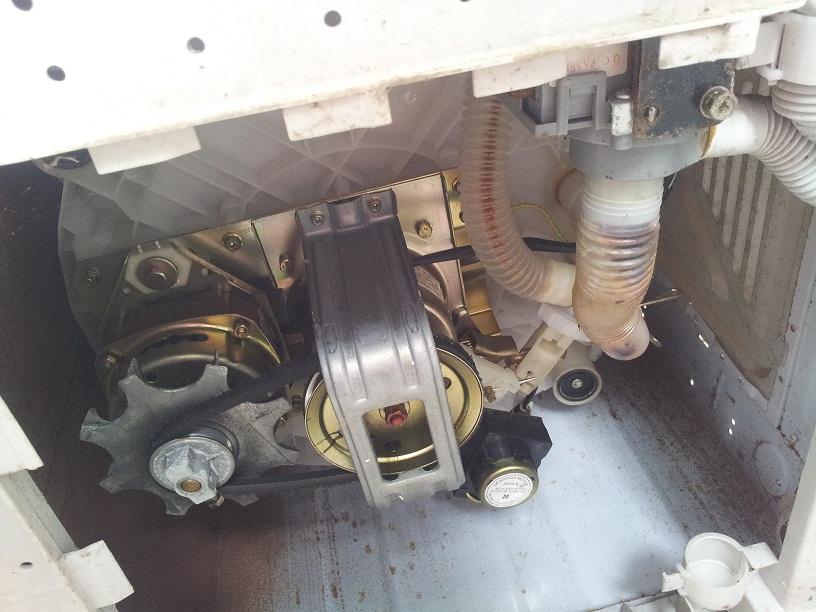 海尔全自动洗衣机程序错误怎么办?图片