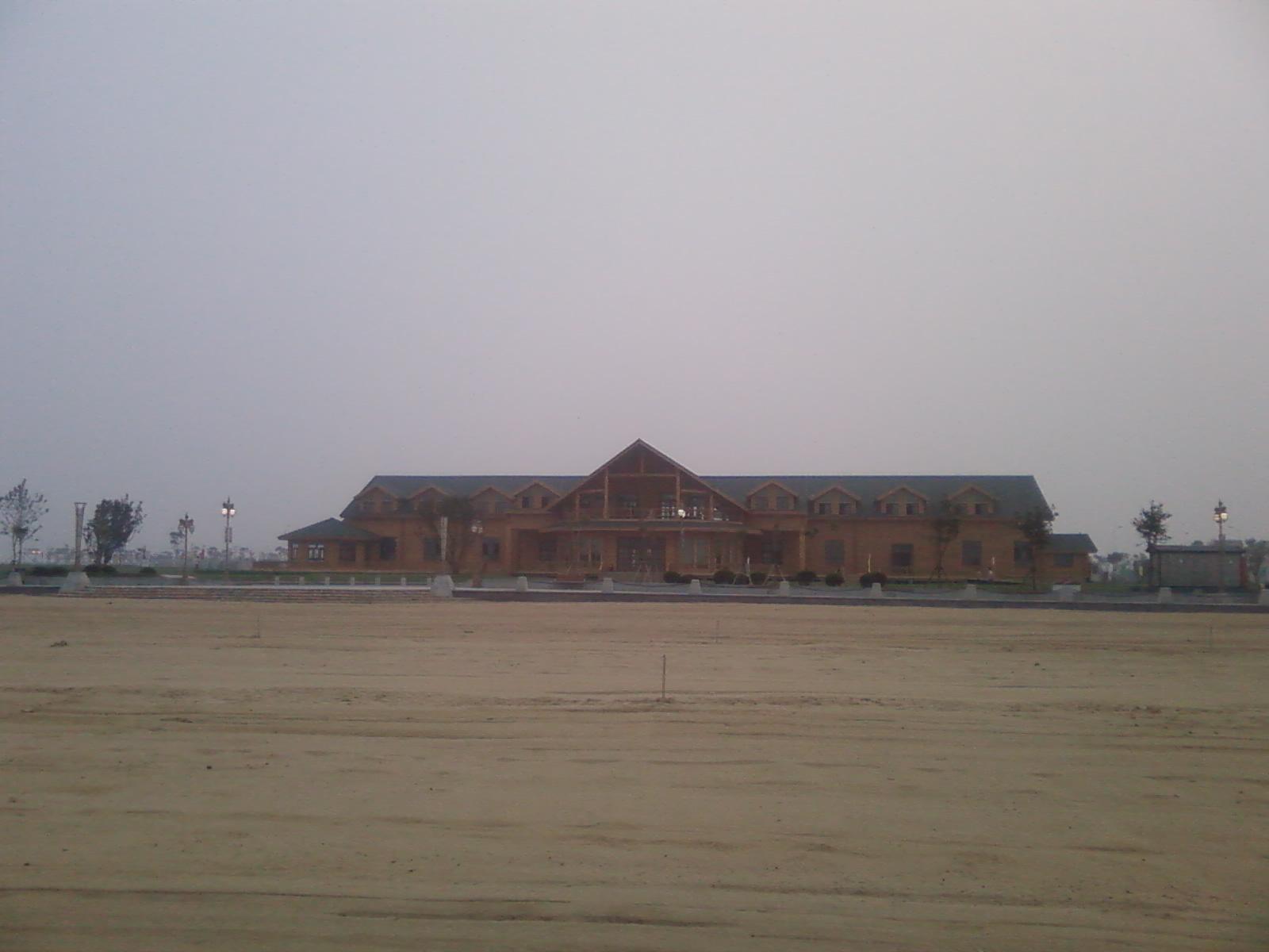 乐亭金沙滩图片