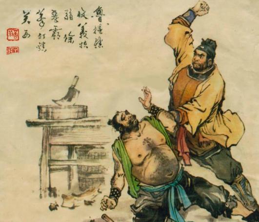 水浒传的故事名称_《水浒传》中有哪些惩恶扬善的故事?