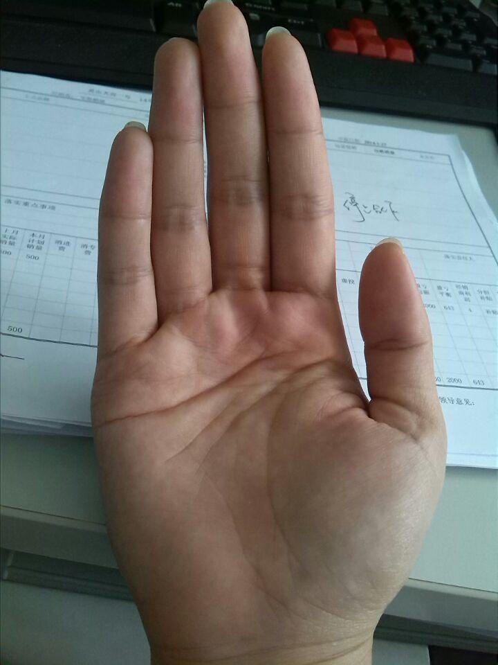 看手相是看左手还是右手