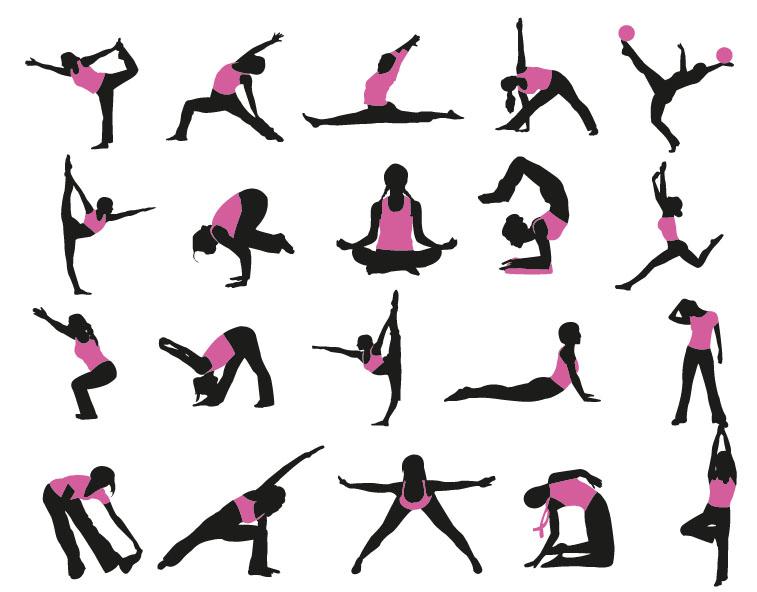 求瑜伽减肥瘦身动作!有图片最好了!谢谢!图片
