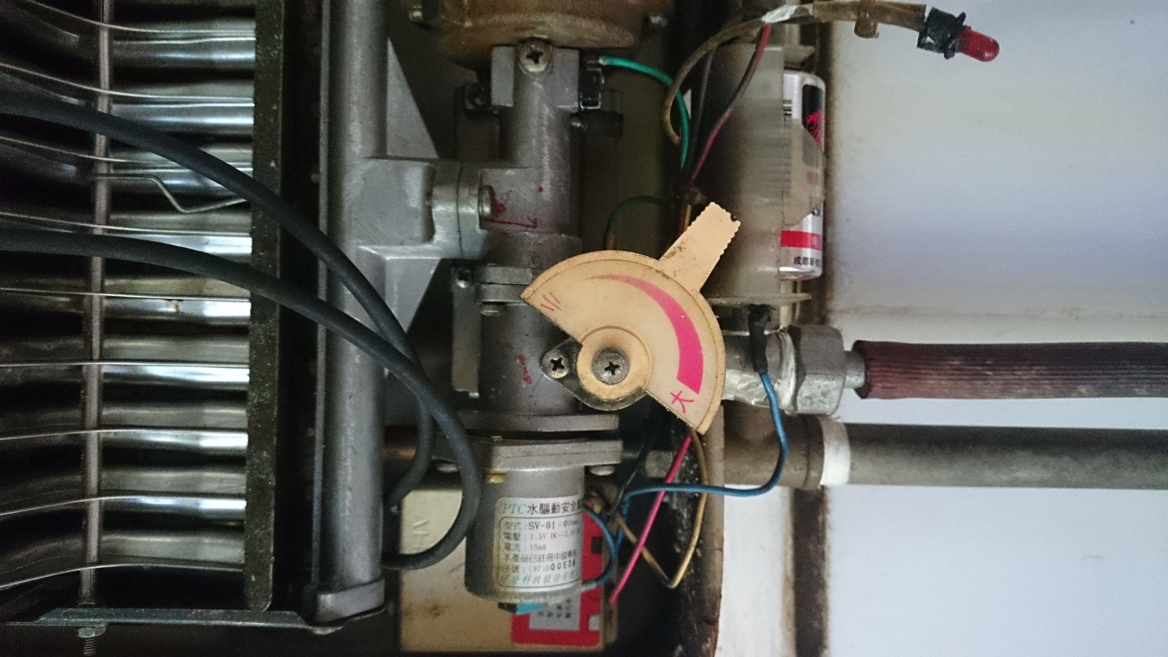 万和燃气热水器打不着火是水气联动阀损坏了 还是点火图片