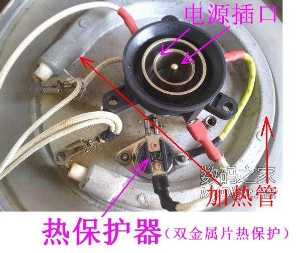 电热水壶怎么不能用了图片