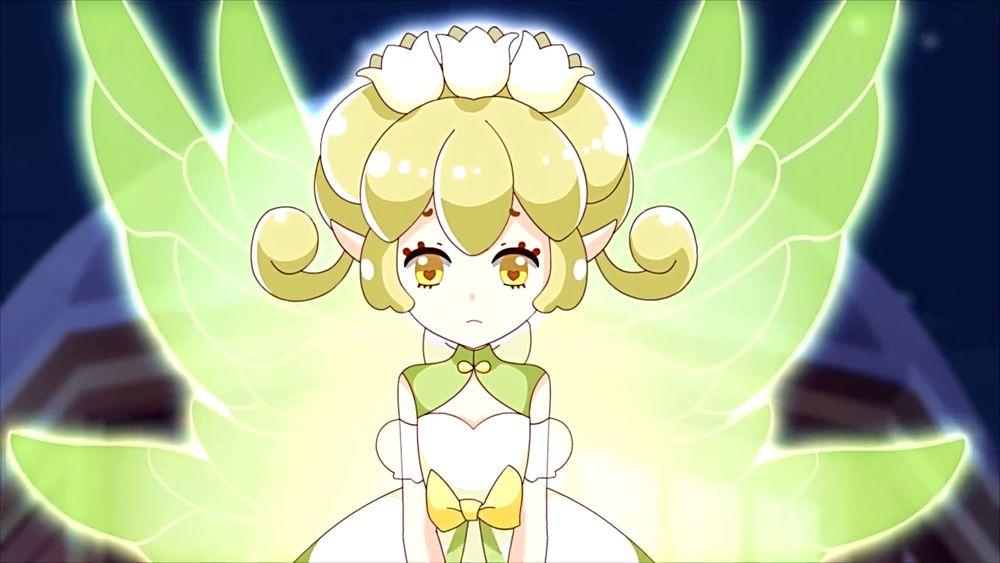 小花仙动画片第二部会出什么花精灵王图片