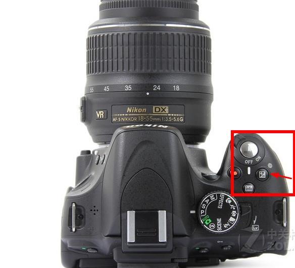 反相机M档拍摄怎么调光圈和快门图片