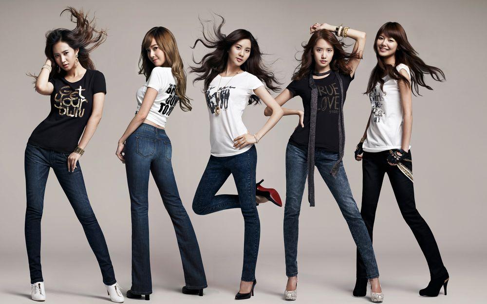 这5个美女是韩国的什么组合