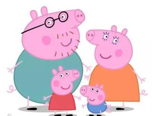 《小猪佩奇》动画片全集讲述过哪些剧集?图片