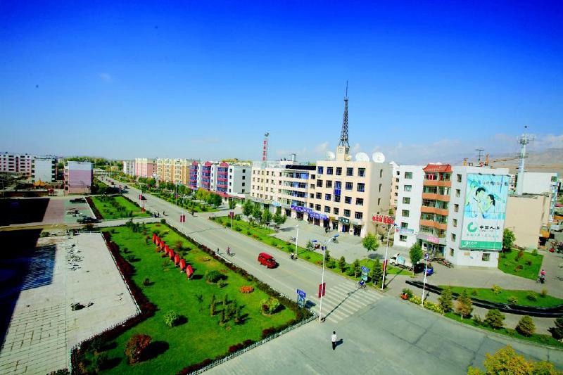 新疆富蕴县