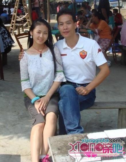 广东柳州莫菁 柳州莫菁嫁人了 柳州女子莫菁