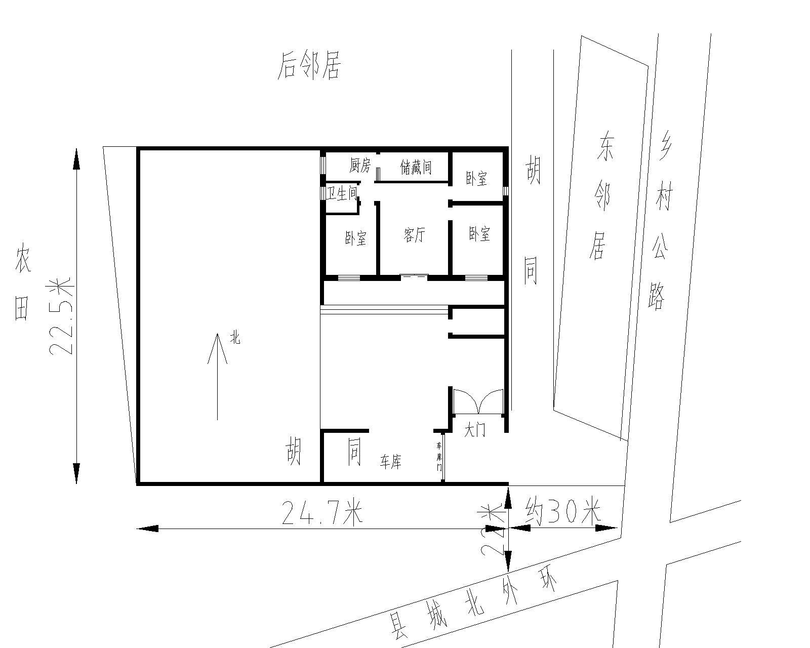 农村住宅风水设计图解[图]