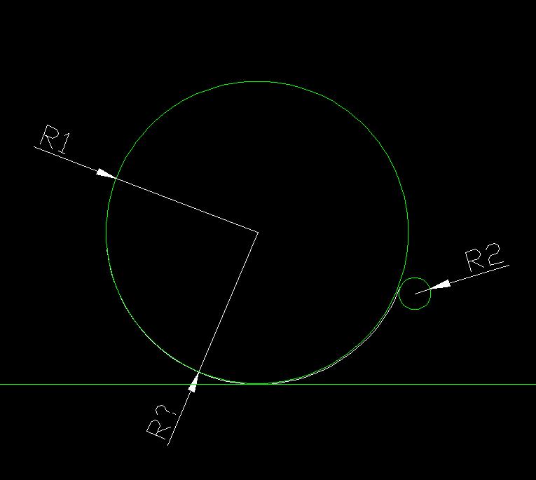 圆和直线x-6y-10=0相切于点(4,-1),且经过点(9,6),求圆的方程图片