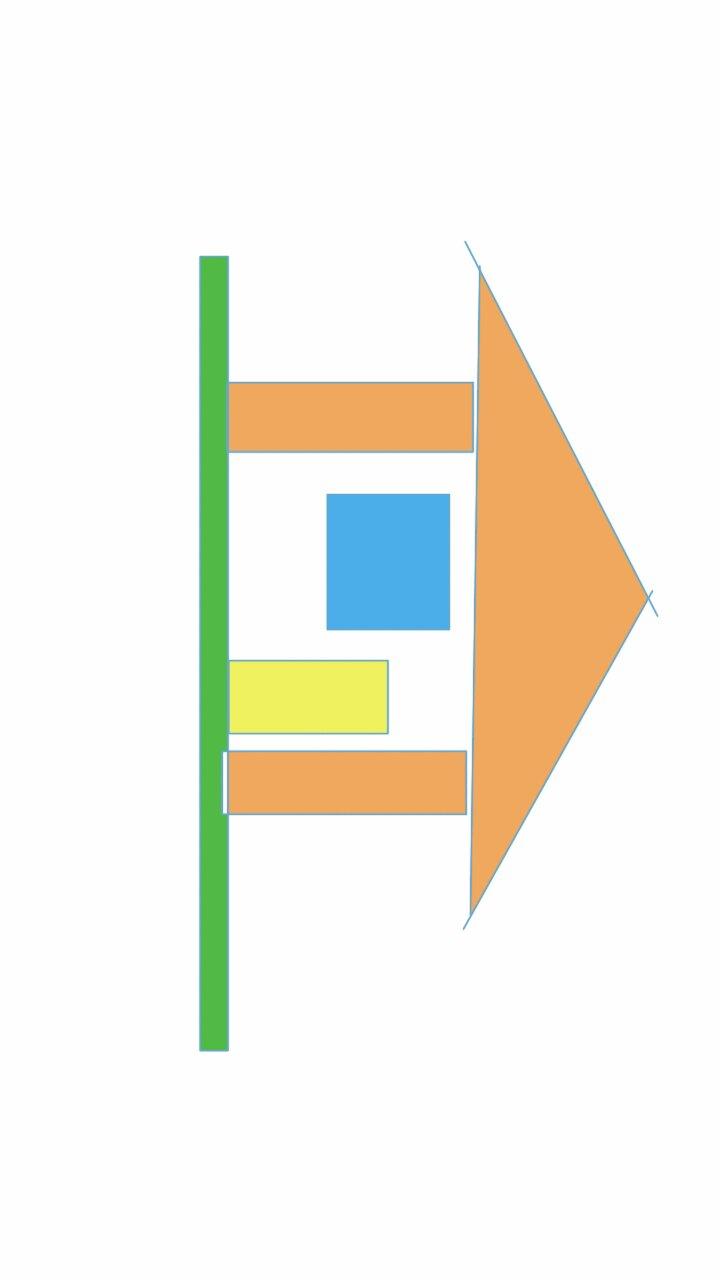 小学3年级剪几个轴对称图形拼成一幅画.图片