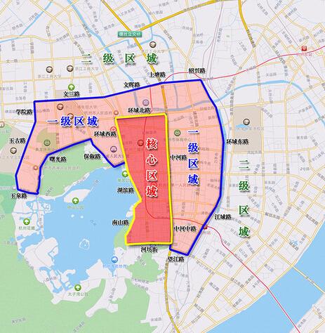 杭州景区停车收费标准