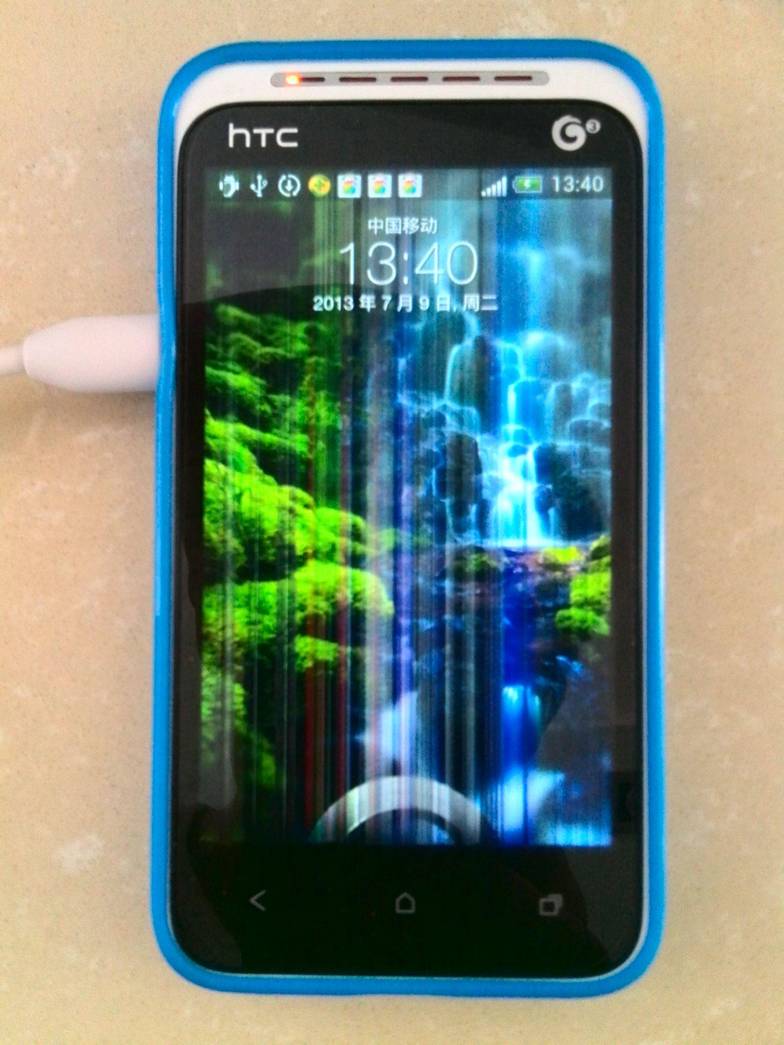 t328trom_htc t328t手机刷机完成后,开机屏幕的红字怎么去除