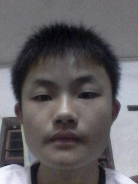 男士圆方脸发型图片展示图片