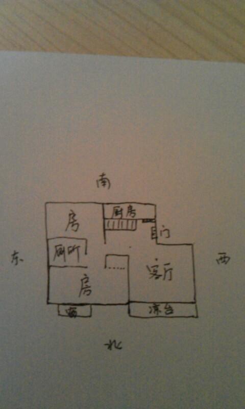 入户大门对着自家复式楼二楼楼梯有风水问题吗?图片