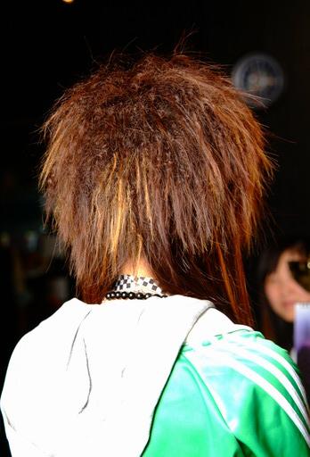 锡纸和烟花对头发长度的要求图片