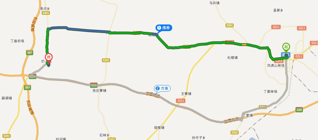 萧县风景区