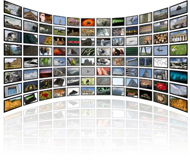 照片墙图片处理,如何用ppt或ps,ai做出图中照片墙的效果?图片