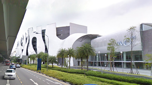 新加坡机场地铁站