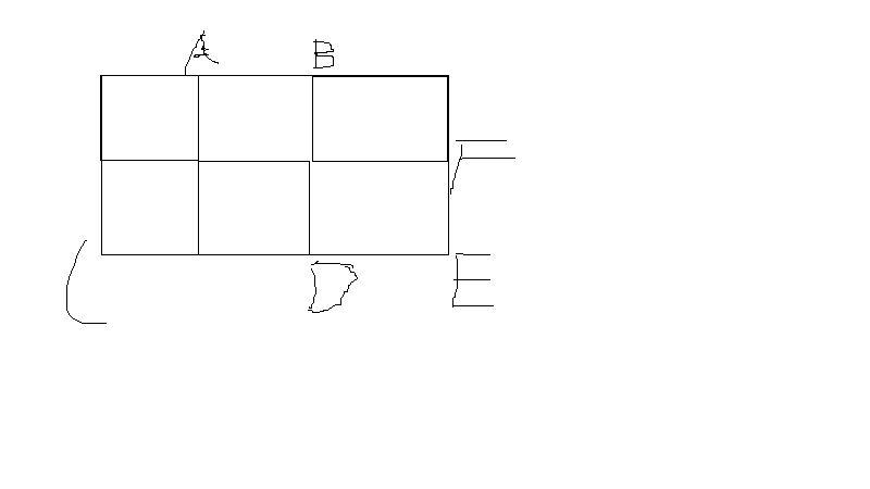 画出面积为1的钝角三角形,面积为5/2的等腰直角三角形图片