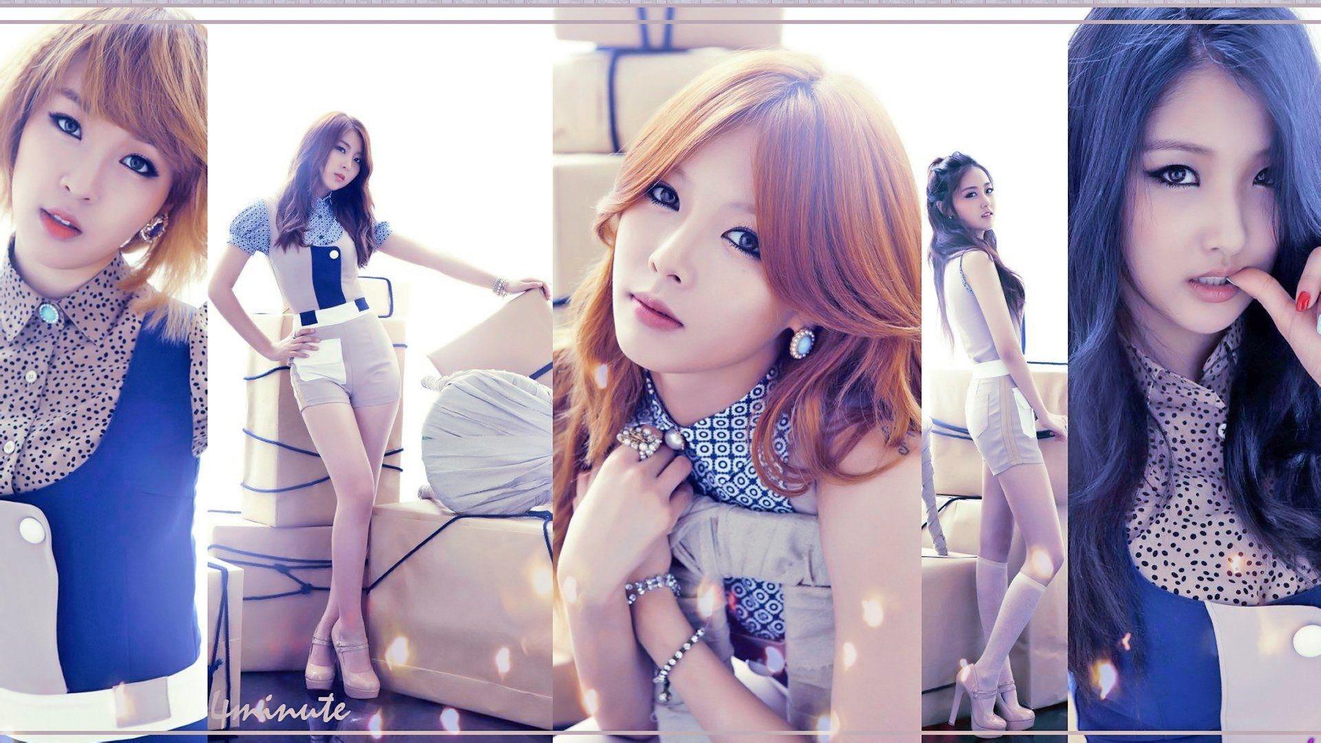 这位韩国美女是谁啊?