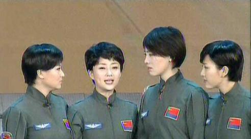 当兵可以剪这样的头发吗?图片