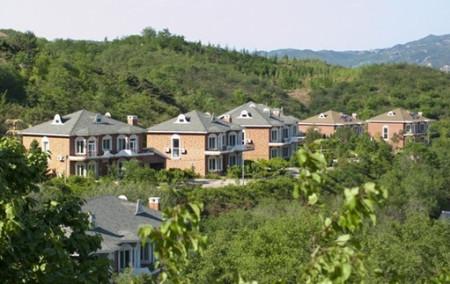 密云红酒庄园的环境图片