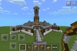 我的世界房子图片_我的世界怎么建房子我的世界盖房子图文教程