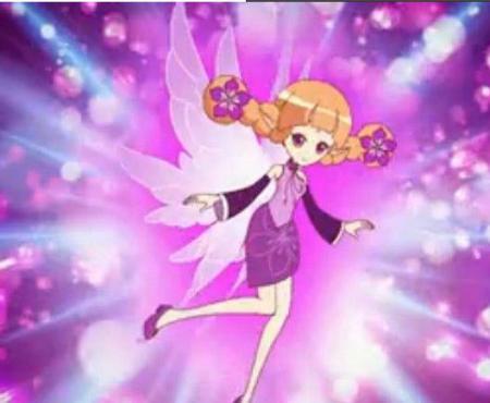 小花仙仙中的紫藤花精灵王是谁图片