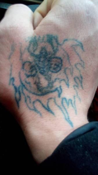 我这个纹身能去当兵吗图片
