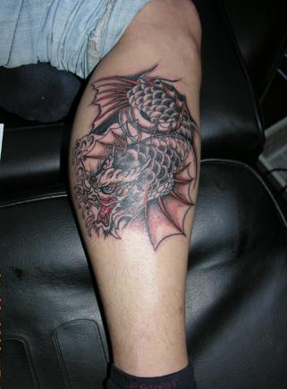 谁有般若鱼 纹身,给我个见意图片
