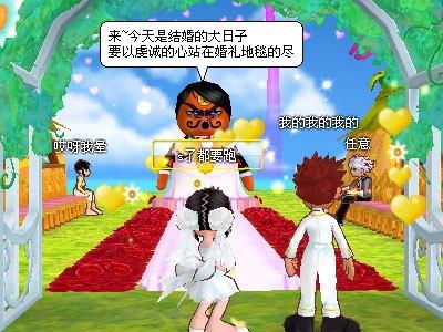 守护甜心第四集14人的婚礼图