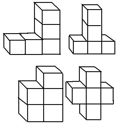 从正面看一个立体图形,看到的是圆形还可能是什么图片
