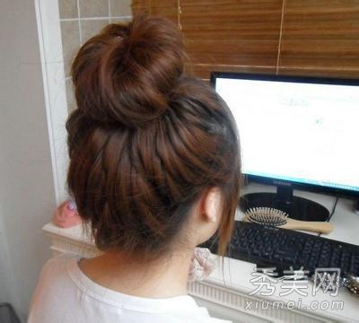 长头发怎样扎好看附图