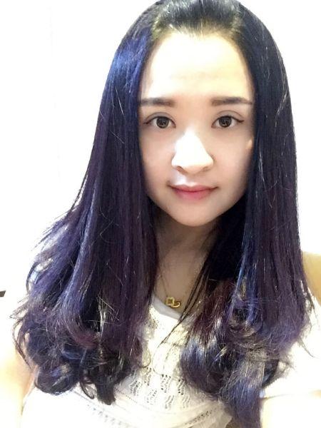 大家评论一下,长头发好看还是短头发好看图片