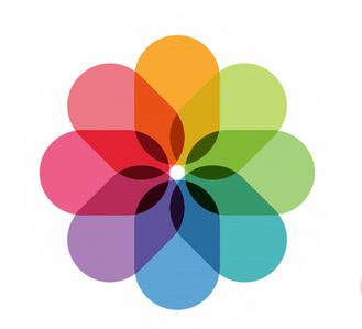 苹果手机怎么给图片加白边