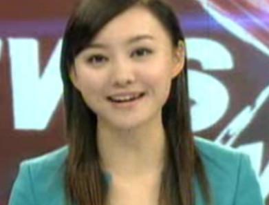 厦门卫视晚上10点播报两岸新闻的美女主播是叫什么